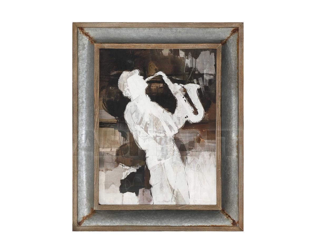 Купить Картина Jazz Sax Uttermost Art 51109