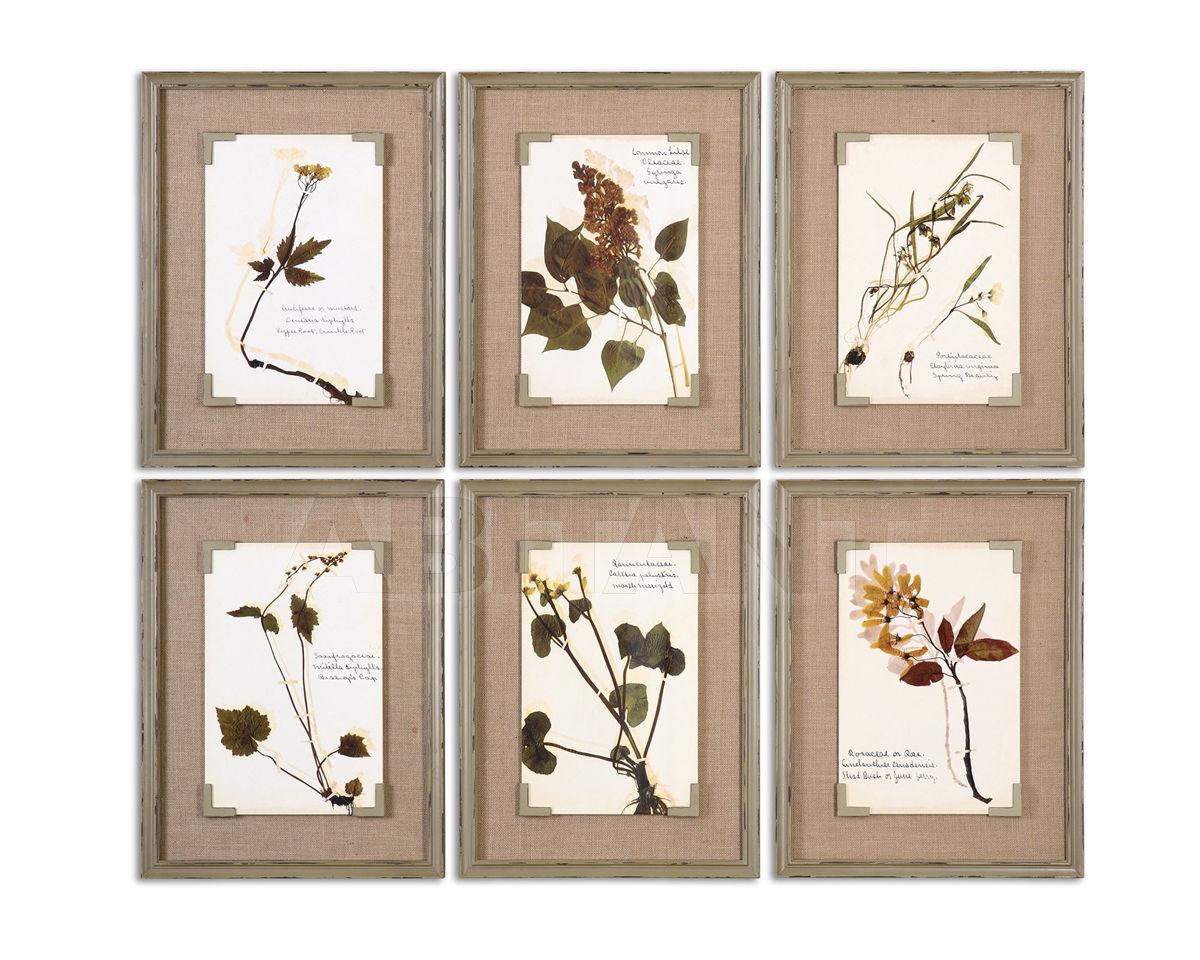 Купить Композиция Ceramic Florals Uttermost Art 55024