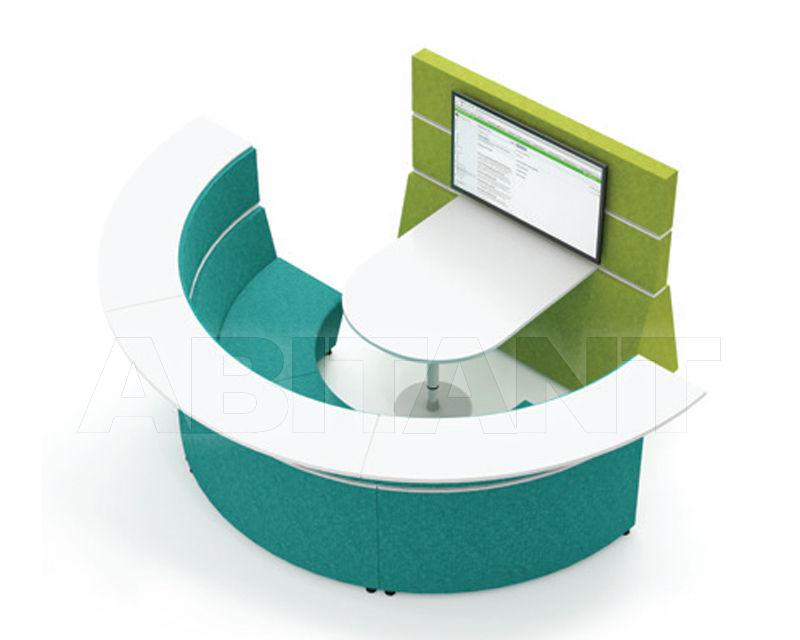 Купить Стол для персонала Connection Seating Ltd 2018 HIVECONFIG09