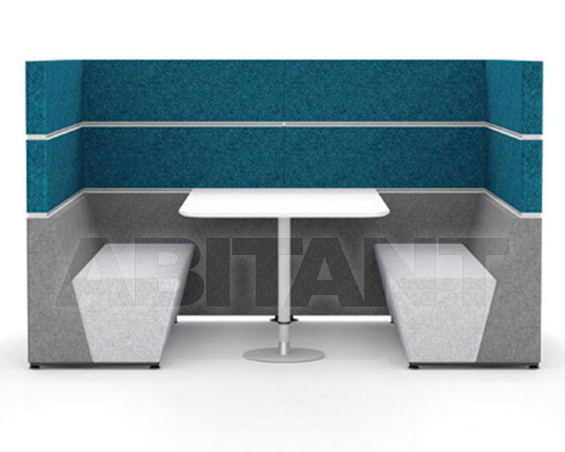 Купить Стол для персонала Connection Seating Ltd 2018 HIVECONFIG14