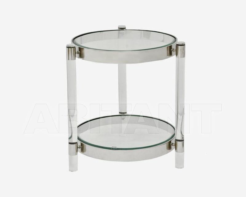 Купить Столик приставной Andrew Martin Signature SACHS SIDE TABLE, silver