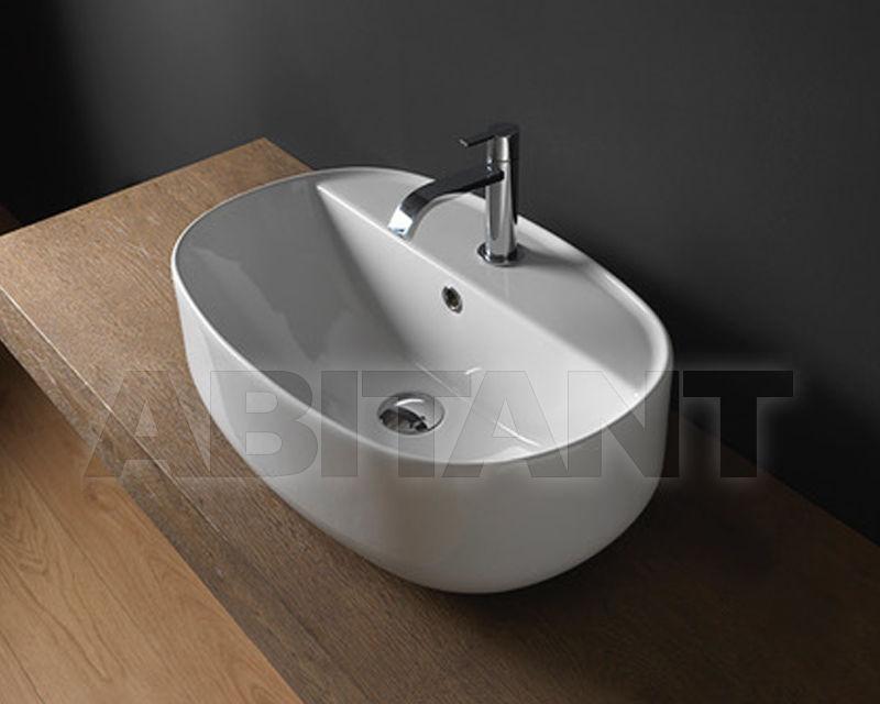 Купить Раковина накладная Nic Design Semplice  001 378