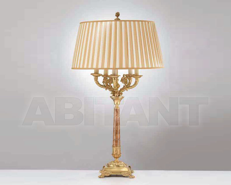 Купить Лампа настольная LOUVRE Selezioni Domus s.r.l. Classic SL 1418