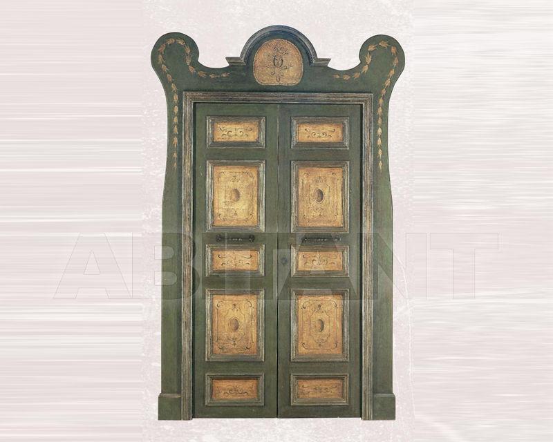 Купить Дверь двухстворчатая Caravaggio Mobili di Castello PORTE DI CASTELLO P7081