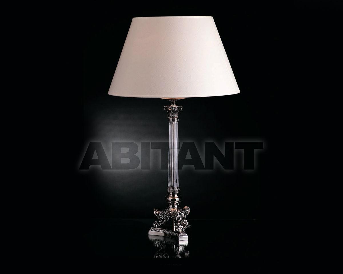 Купить Лампа настольная LEONE Selezioni Domus s.r.l. Classic SL 1377 Nik