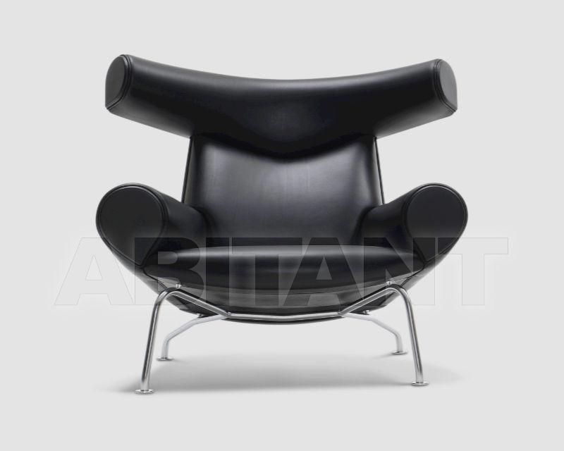 Купить Кресло Oxchair Erik Jørgensen Møbelfabrik A/S LOUNGE EJ 100