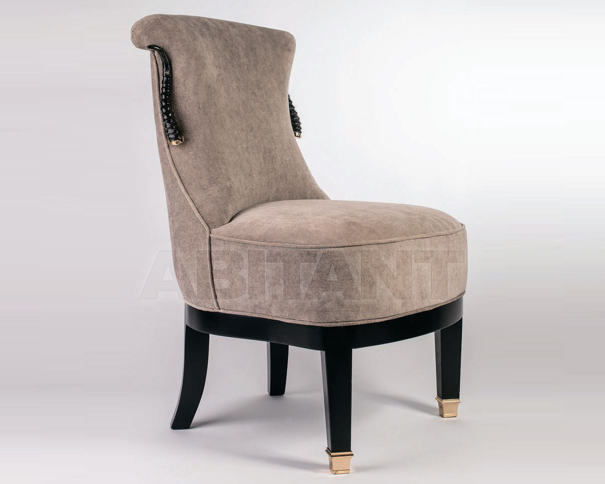 Купить Кресло GAZZELLA Selezioni Domus s.r.l. Contemporaneo FL 0365/1 Gold