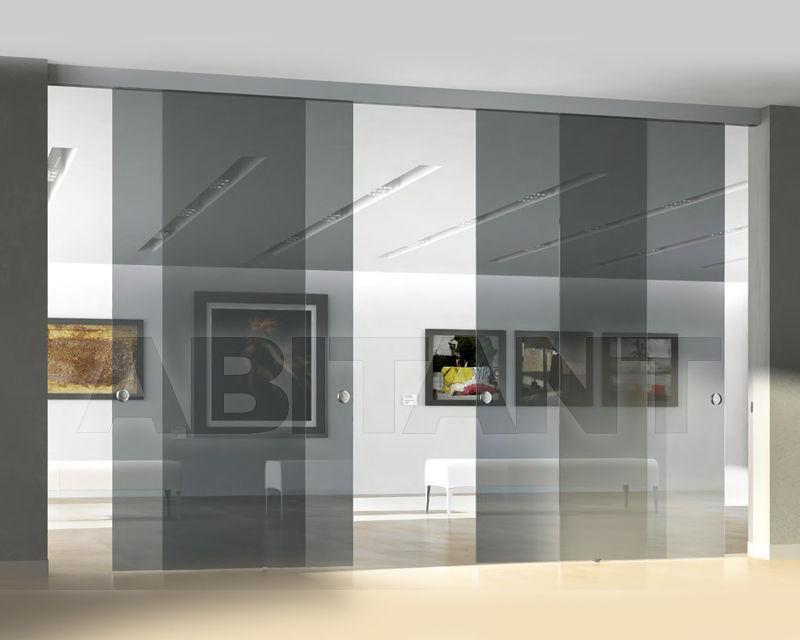 Купить Дверь стеклянная Casali Doors&Solutions GAMMA solution INCASSO