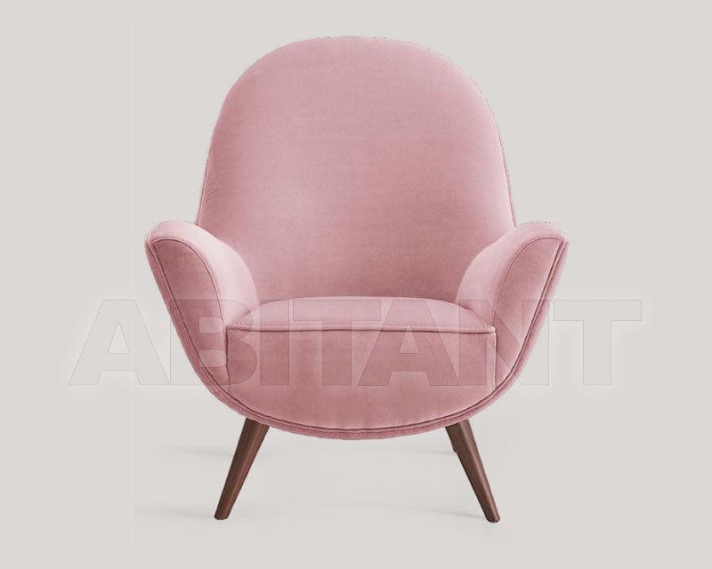 Купить Кресло Volpi Sedie e Mobili imbottiti s.r.l. Contemporary 2SLI-004-01S