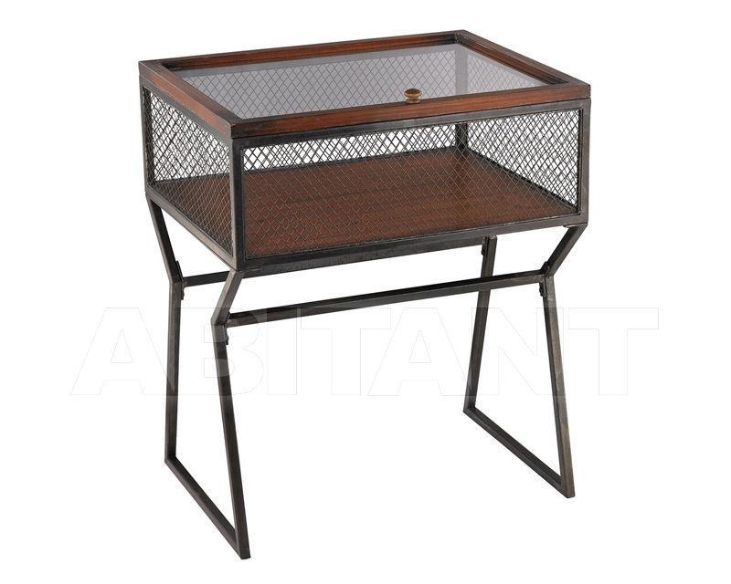 Купить Столик приставной CURIO  ELK GROUP INTERNATIONAL Sterling 138-181