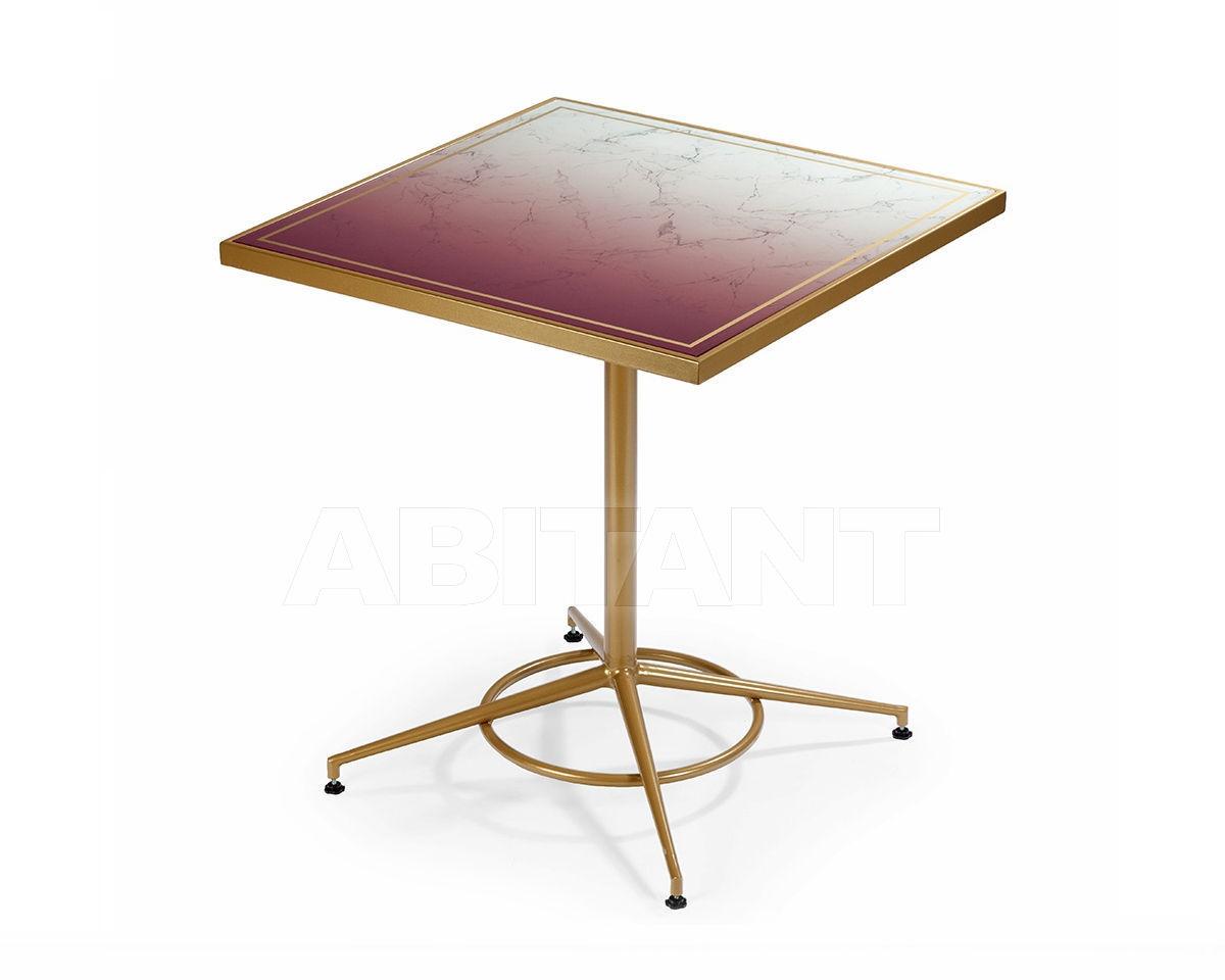 Купить Столик кофейный Mambo Unlimited Ideas  2018 PRAGA mauve capri base
