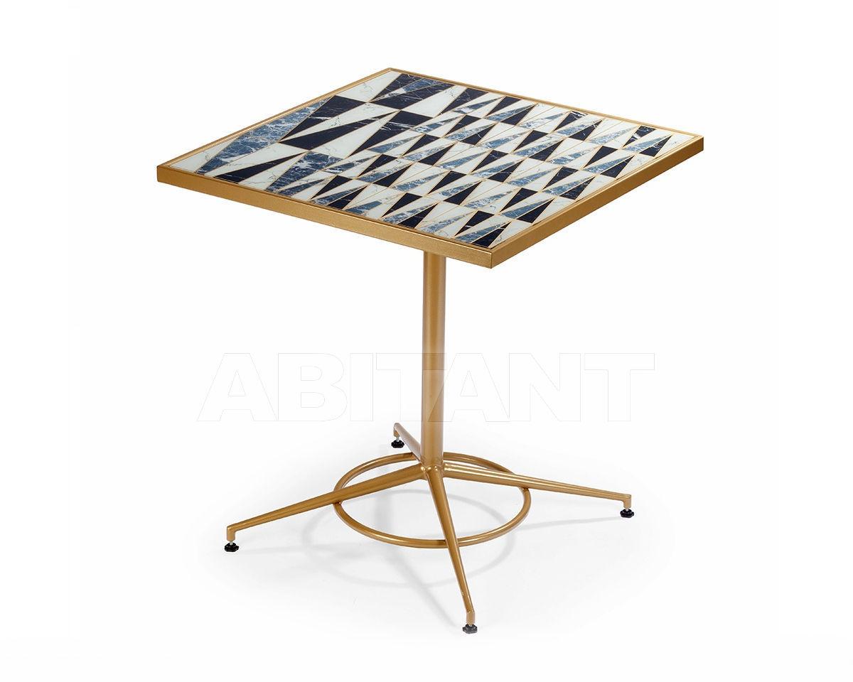 Купить Столик кофейный Mambo Unlimited Ideas  2018 PRAGA monochrome II capri base