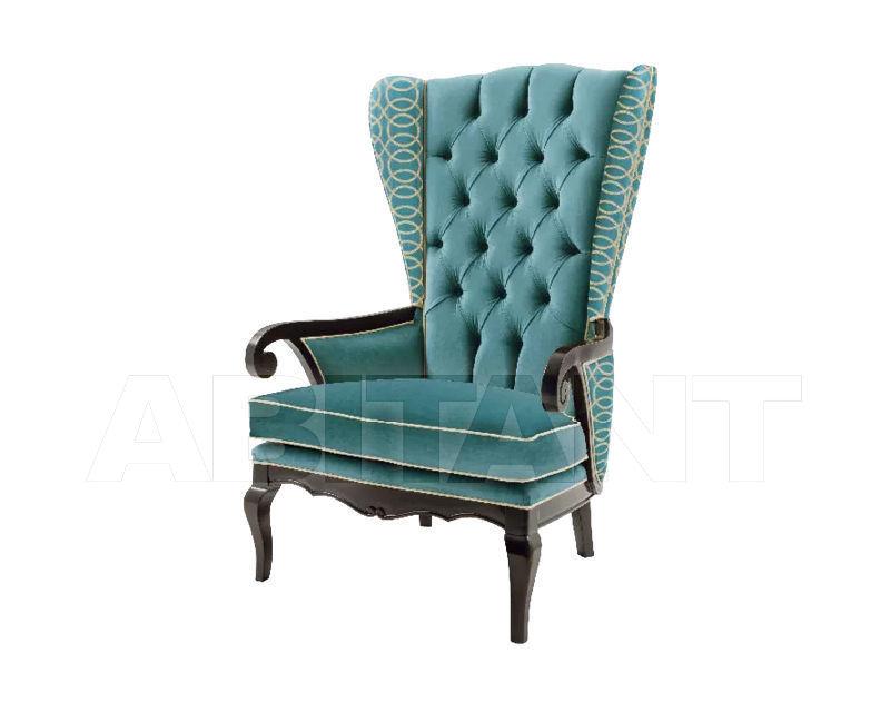 Купить Кресло Decora Italia (LCI Stile) Sedie N010C