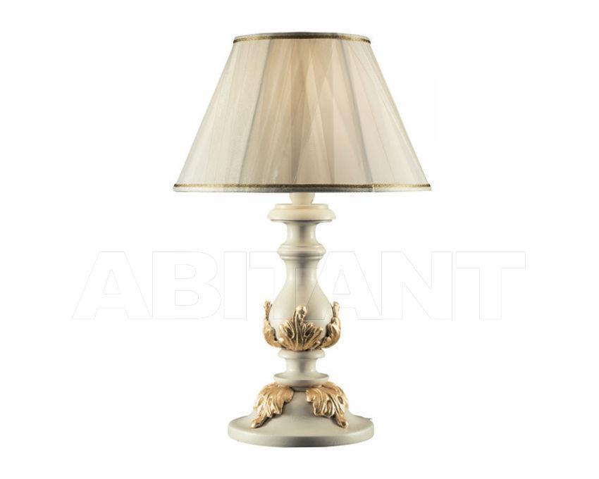 Купить Лампа настольная Ciciriello Lampadari s.r.l. Ondaluce LT.AGATA/AO