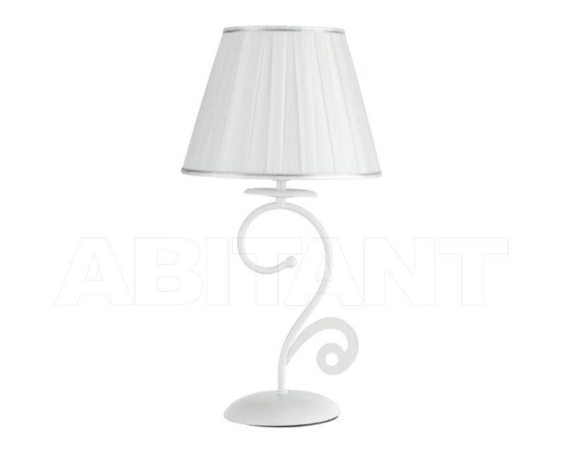 Купить Лампа настольная Ciciriello Lampadari s.r.l. Ondaluce LT.DANUBIO/BCO