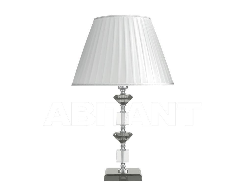 Купить Лампа настольная Ciciriello Lampadari s.r.l. Ondaluce LG.GALA/FUME'