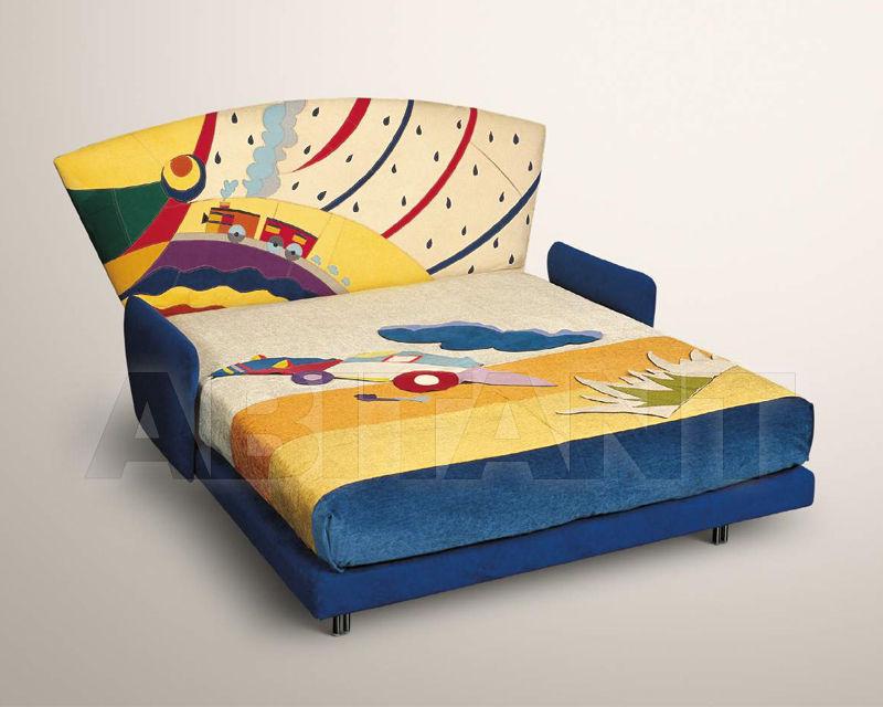 Купить Кровать детская TRENINO IL Loft 2018 TRE 01