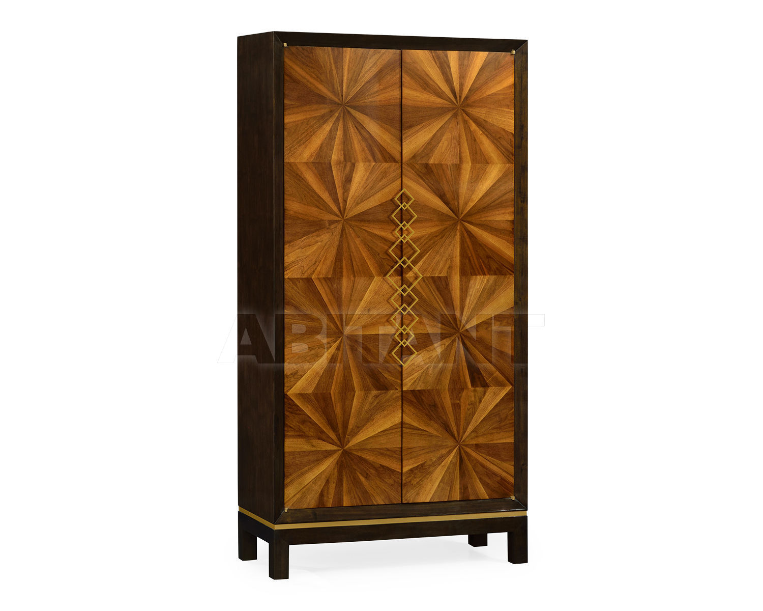 Купить Шкаф гардеробный Jonathan Charles Fine Furniture JC Modern - Eclectic Collection 500010-WLG