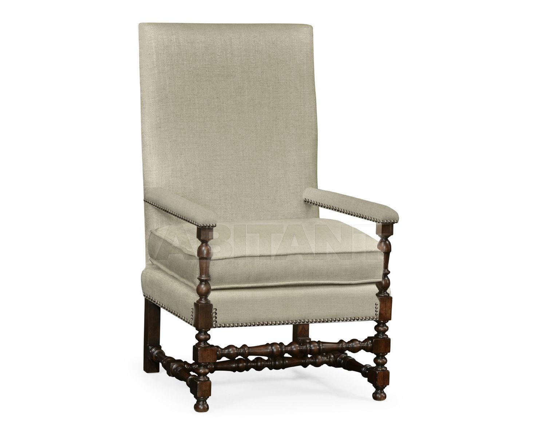 Купить Стул с подлокотниками Jonathan Charles Fine Furniture Churchman 540053-RCC-F001