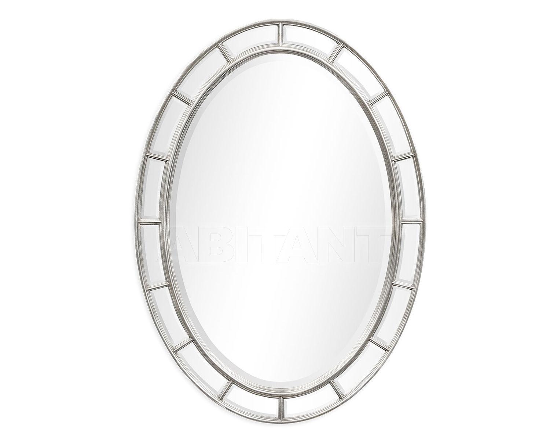 Купить Зеркало настенное Jonathan Charles Fine Furniture Versailles 492697-SIL-GPM
