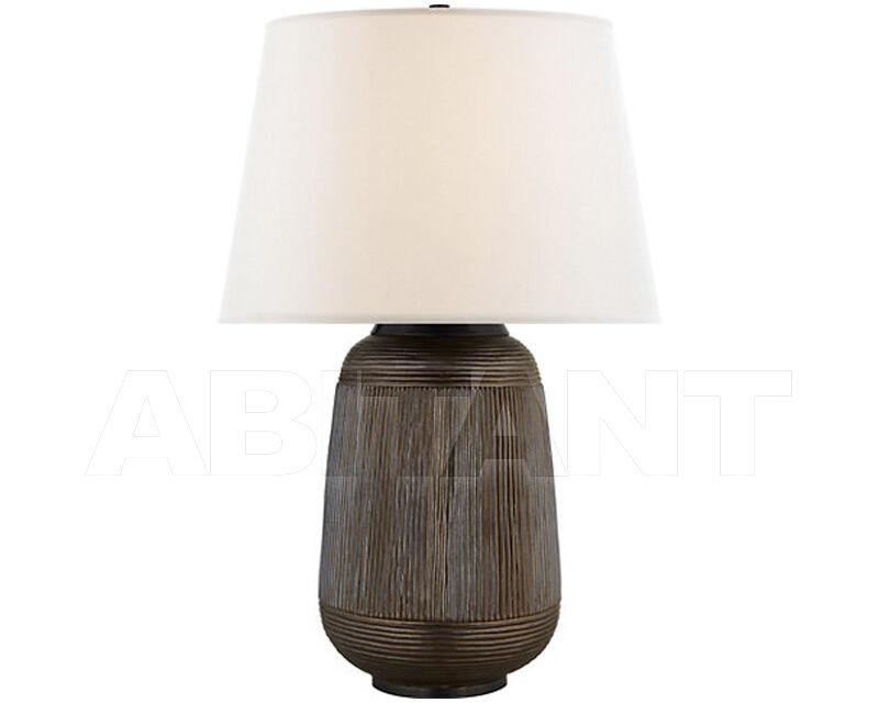 Купить Лампа настольная Monterey  Ralph Lauren   2018 RL 3660MBZ-L