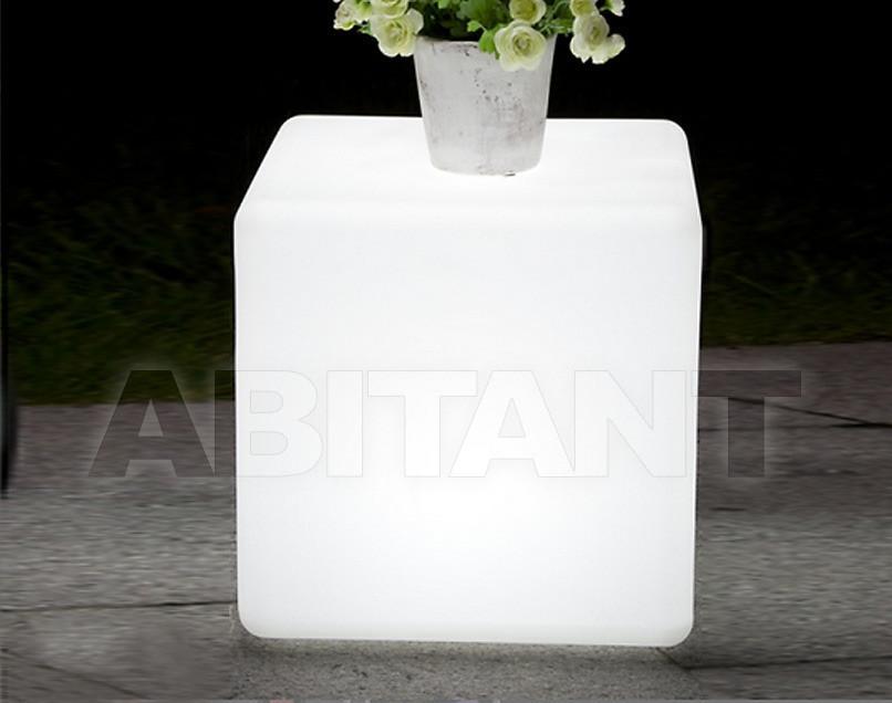 Купить Лампа напольная Imagilights 2013 CUBE 40 White