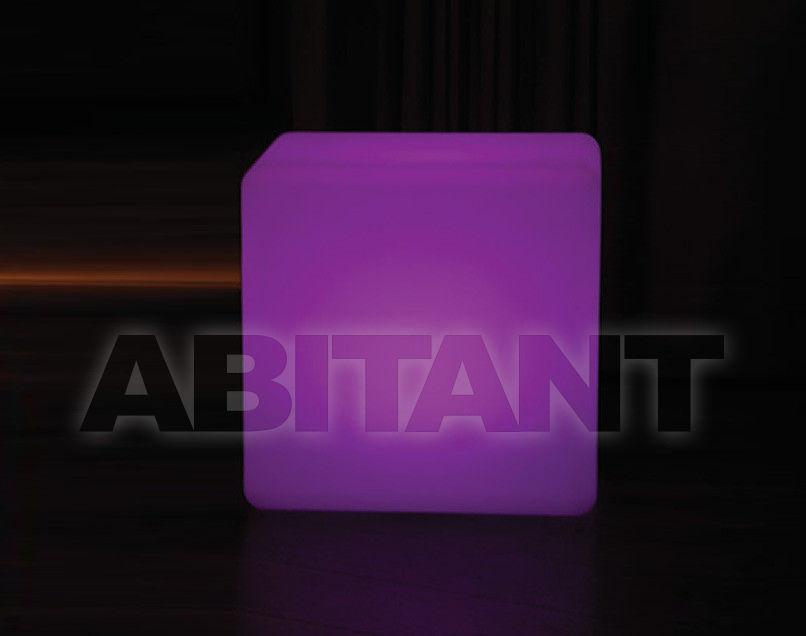 Купить Лампа напольная Imagilights 2013 CUBE 40 purple