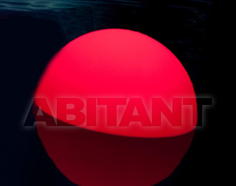 Купить Лампа напольная Imagilights 2013 HALF BALL 50 red