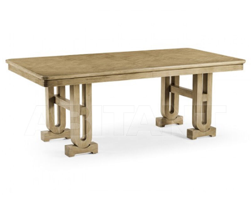 Купить Стол обеденный Jonathan Charles Fine Furniture JC EDITED - ARCHITECTS HOUSE COLLECTION 491201-80L-CBO