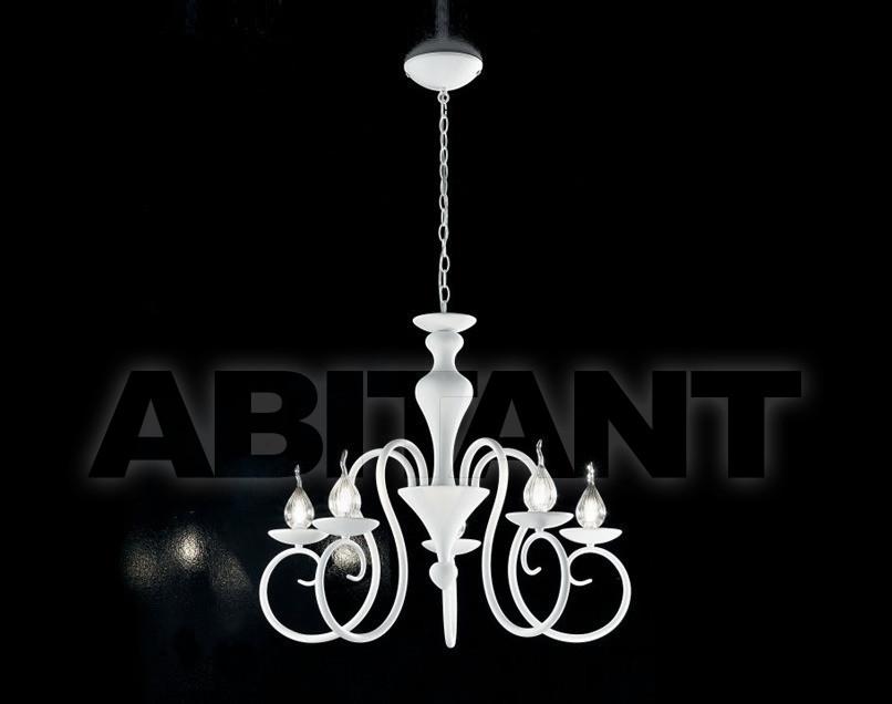 Купить Люстра IDL Export Luce Da Vivere Living Lighting 461/5 White
