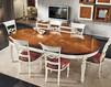 Стол обеденный GIULIACASA By Vaccari International Verona H593-VR Классический / Исторический / Английский