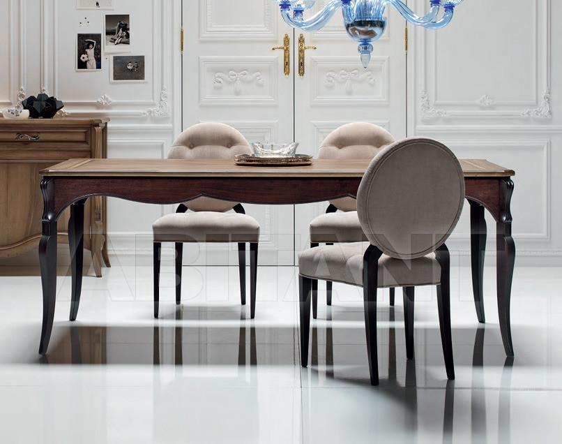 Стол обеденный коричневый F.M. Bottega d\'Arte 611 , каталог ...