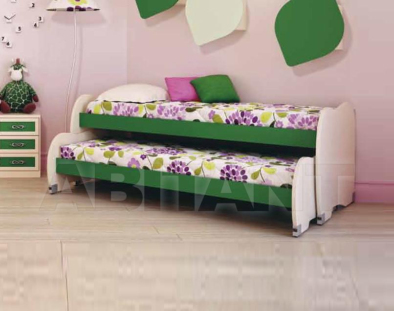 Купить Кровать детская Effedue Mobili Fantasy 5555 2