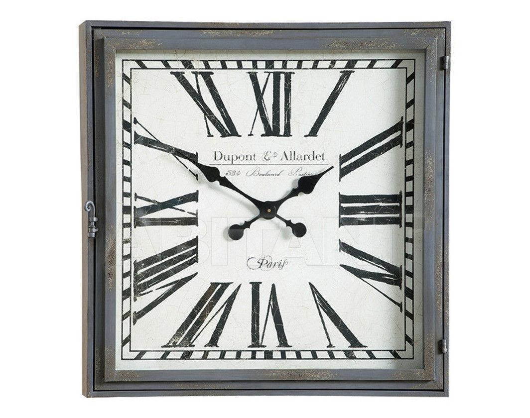 Купить Часы настенные Dialma Brown Accessori DB002437