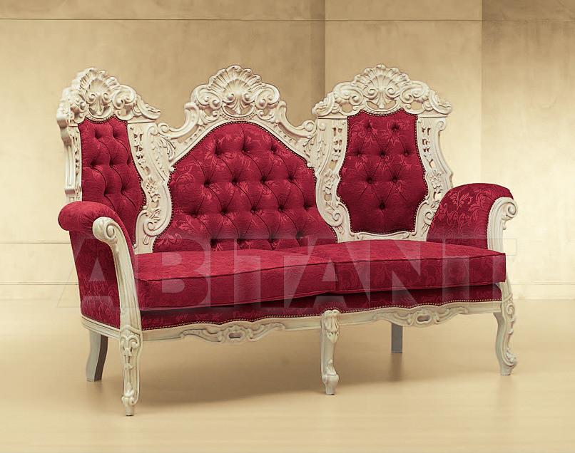 Купить Диван Luna Morello Gianpaolo Red 555/K