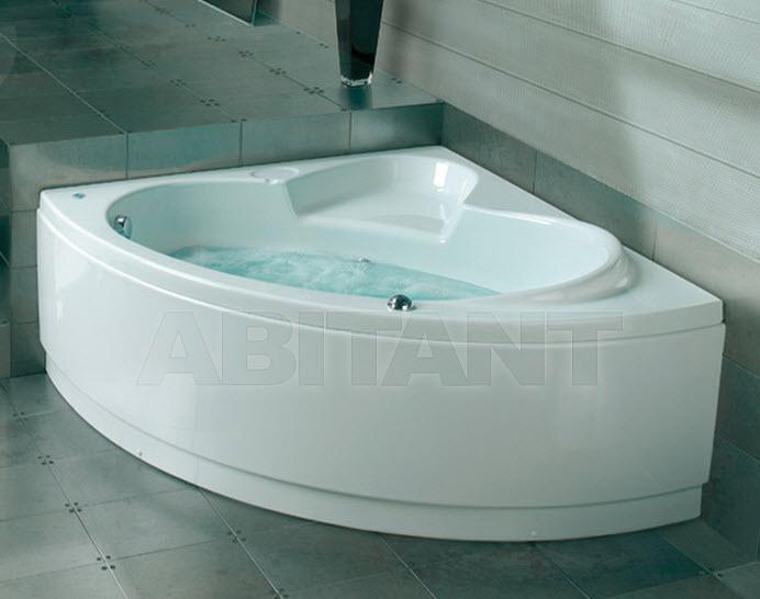 Купить Ванна гидромассажная BluBleu Timeless White Ariel