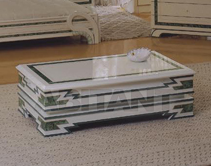 Купить Столик журнальный ZINNIA Asnaghi Interiors Bedroom Collection CR119