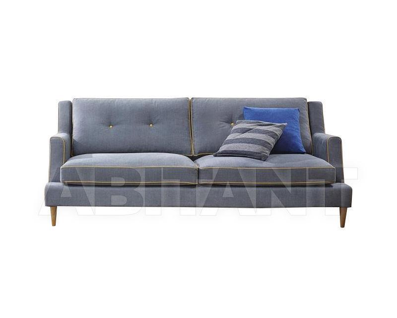 Купить Диван Home Spirit Gold BERGEN 3 seat sofa(140)