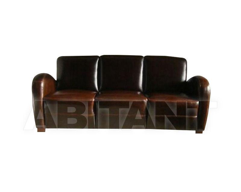 Купить Диван Home Spirit Gold OSCAR 3 seat sofa