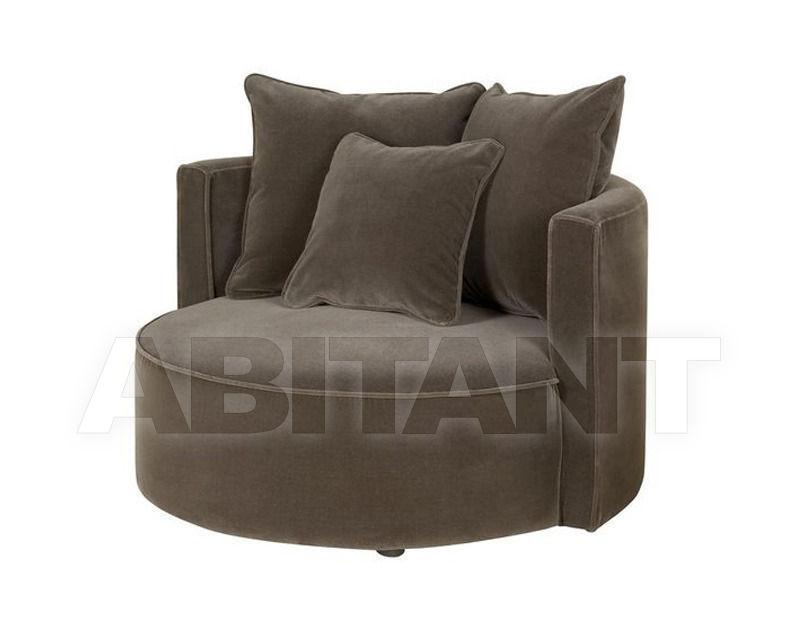 Купить Кресло Home Spirit Gold VENUS Round shape armchair