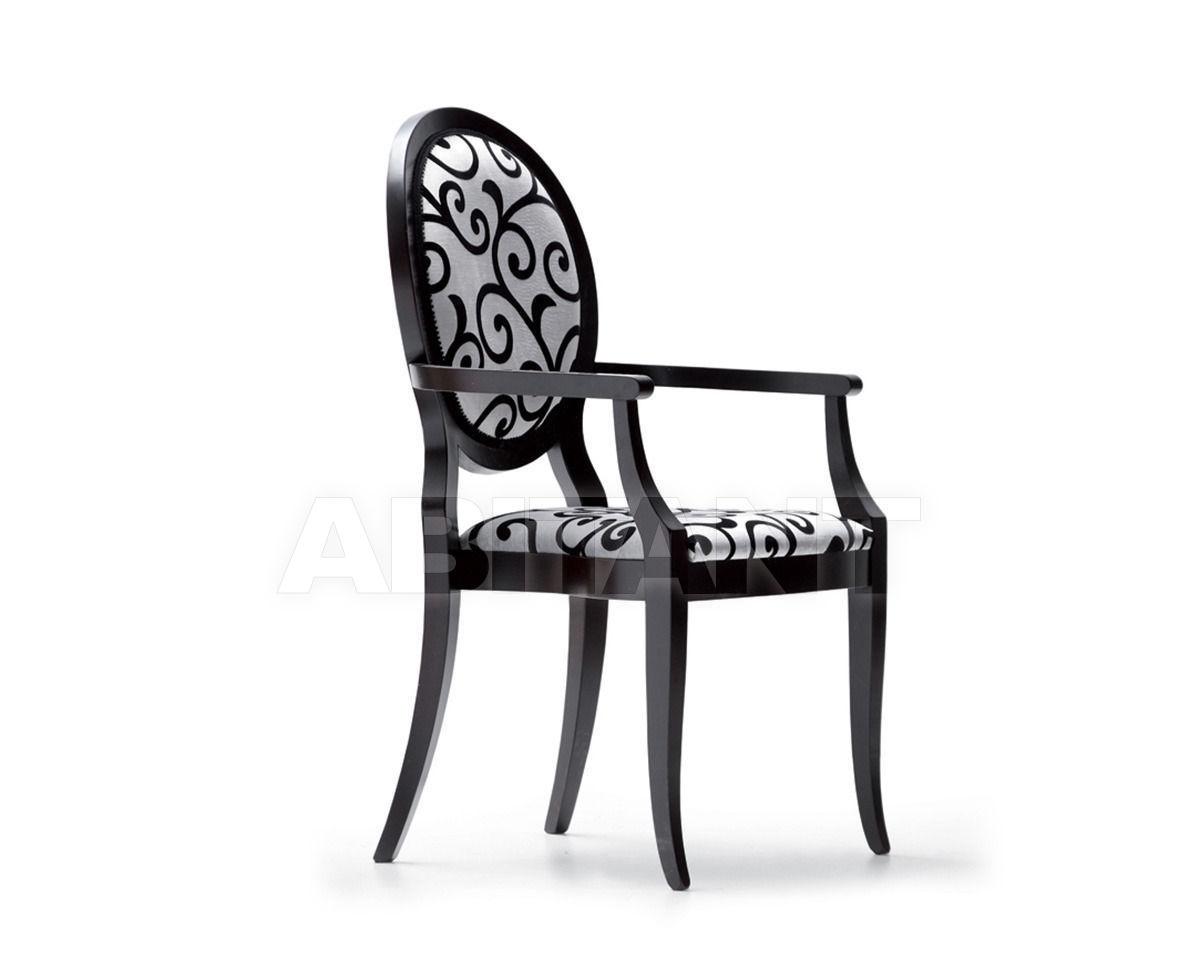 Купить Стул с подлокотниками Opera Contemporary by Angelo Cappellini Chairs And Dining Chairs 30100/P