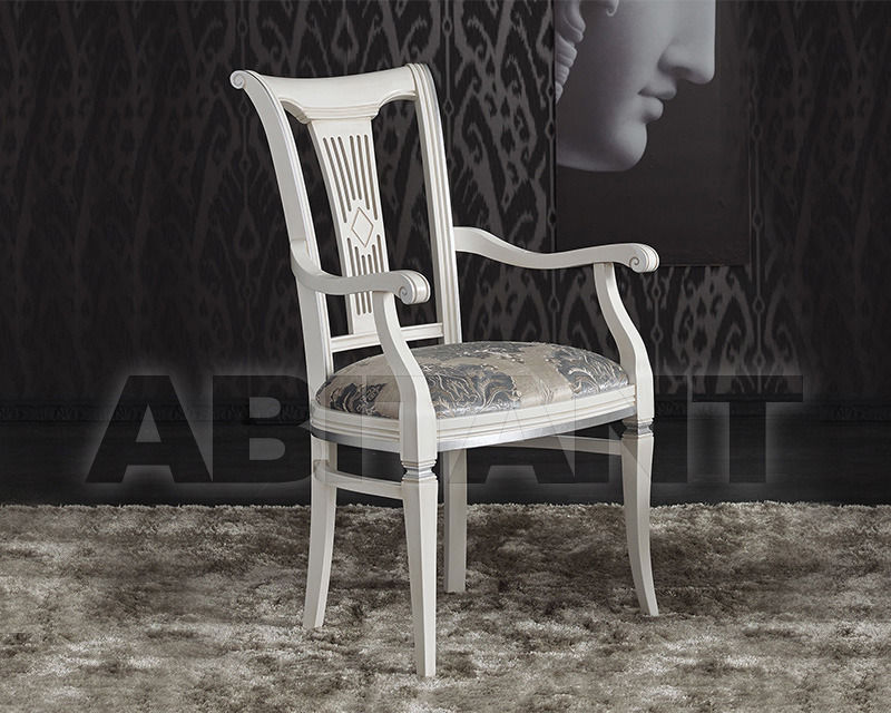 Купить Стул с подлокотниками BS Chairs S.r.l. Botticelli 3024/A 2