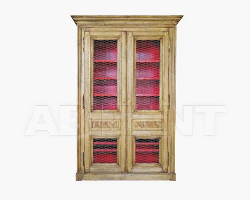 Купить Шкаф книжный Agostini & Co. S.r.l.(Agos group) Mobili Colorati C/503/1