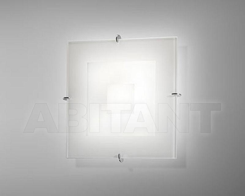 Купить Светильник настенный QUADRO' Antea Luce Generale Collection 6802.20