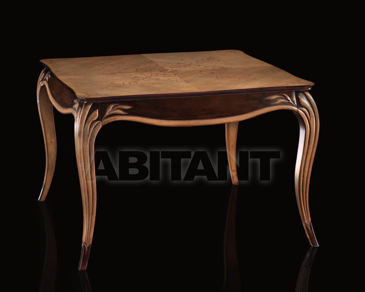 Купить Стол обеденный BOSTON 100X100 Classico EIE srl Pernechele 706/T