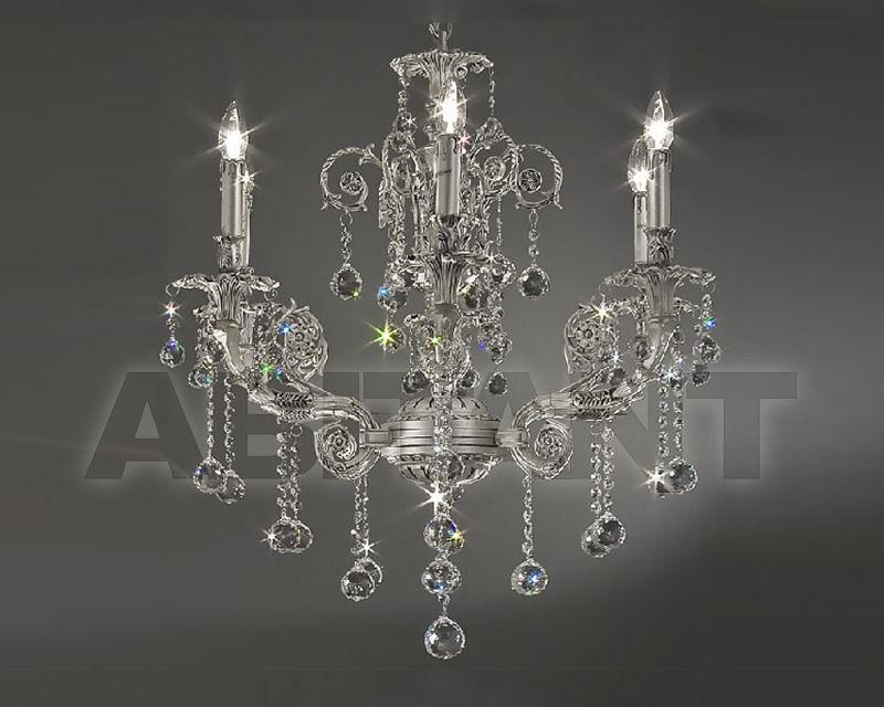 Купить Люстра Asfour Crystal Crystal 2013 CH 4711/6 Chrome Antiuce Ball