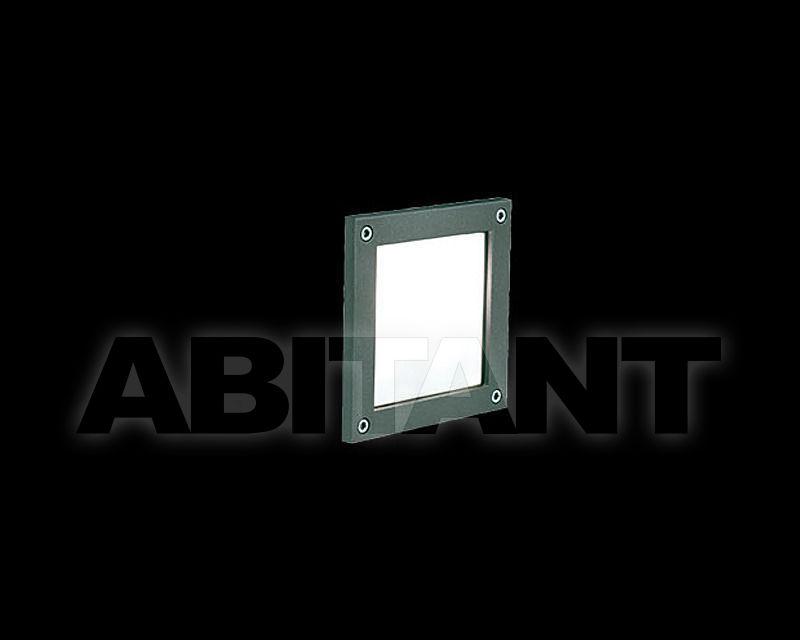 Купить Встраиваемый светильник R O U T E Sovil s.r.l. Zero 912/16