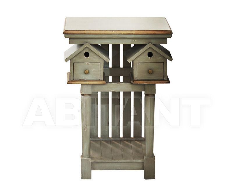 Купить Столик приставной Birdhouse Side Table Gramercy Home 2014 522.013-FGG