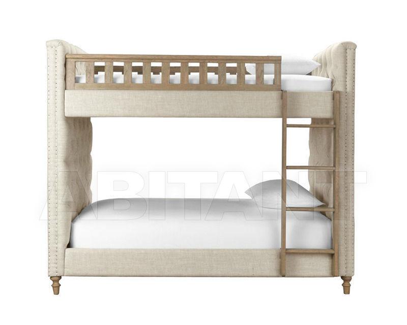 Купить Кровать детская Twins Bunk Bed Gramercy Home 2014 002.001-F01