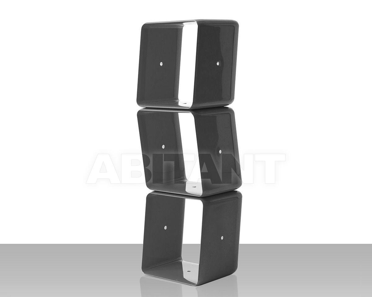 Купить Этажерка Obo Baleri Italia è un marchio Hub Design srl 2014 jm401+jm401+jm401